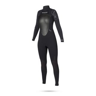 MYSTIC | STAR WOMENS 3/2 FULLSUIT BLACK BZ