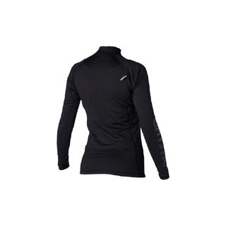 MYSTIC | BIPOLY WOMENS LS THERMO LYCRA BLACK 2019